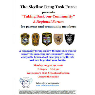 taking back our community